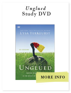 Unglued Study DVD