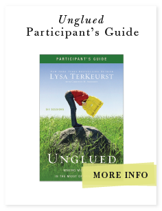 Unglued Participant's Guide