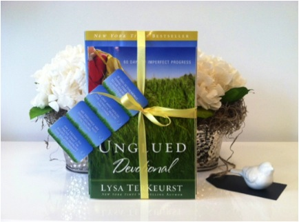 Unglued Giveaway