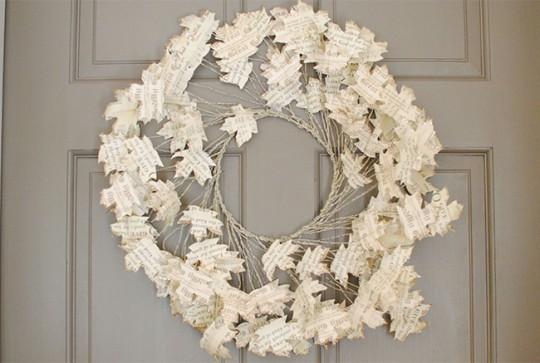 Leave Him Thanks Wreath