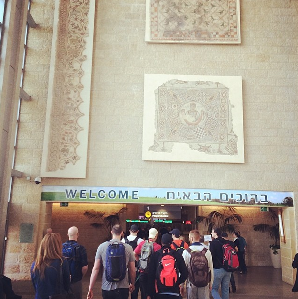 Explore the Holy Land with Lysa TerKeurst through pictures and posts!