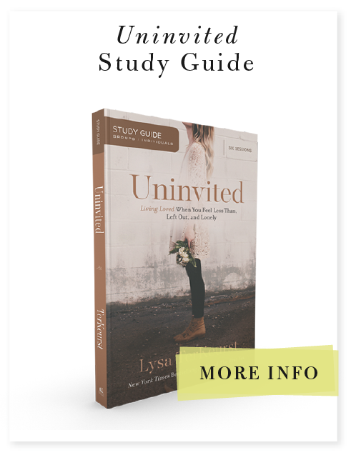 Uninvited Study Guide
