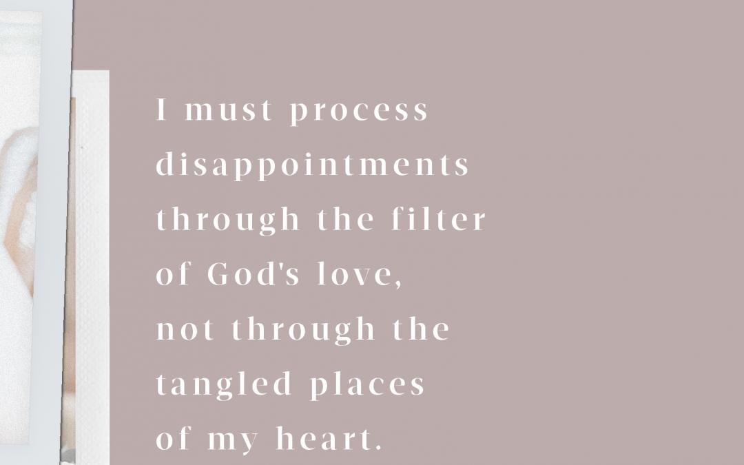 If God Really Loved Me …