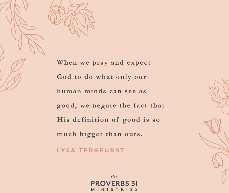 Does Prayer Change God's Mind?