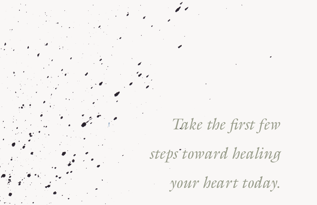 The 5 Healing Perspectives You Need For Your Hurt or Heartbreak