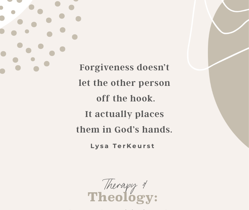 Help for Your Relationships in a New Therapy & Theology Series
